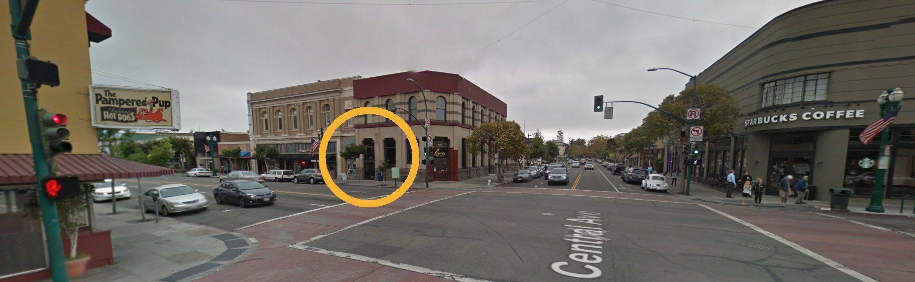 1402 Park Street Alameda, California